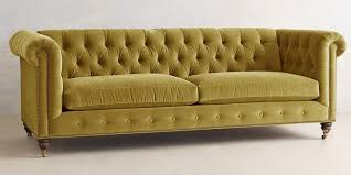Best Chesterfield Sofas In  Reviews Of Linen And Leather - Chesterfield sofa and chairs