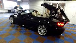 bmw 320d convertible for sale 2012 bmw 320d m sport convertible from for sale by glen car