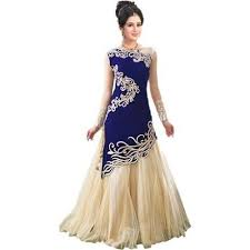 formal gown evening fancy gown at rs 2000 um road surat id