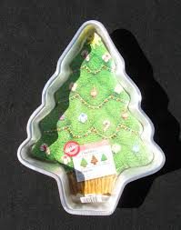 christmas tree cake mold christmas lights decoration