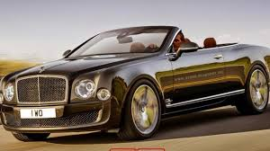 bentley mulsanne 2017 bentley mulsanne speed imagined as a 530 bhp convertible