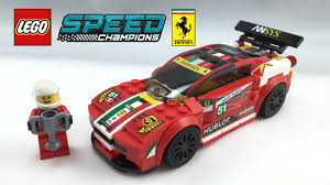 how fast is a 458 italia lego 458 italia gt2 speed chions set review 75908