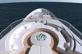 henrik fisker design has unveiled a super yacht autoevolution benetti fisker 50 concept yacht