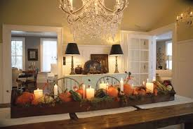 Fall Table Decor Dining Room Table Decor Table Decorations Fall Dining Room Table