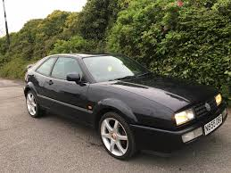 volkswagen corrado supercharged used volkswagen corrado cars for sale motors co uk