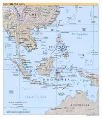 Asia Map With Capitals by Free Maps Of Asean Countries Asean Up
