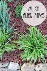 Cottage Curb Appeal - mulch alternatives adding curb appeal to your home the country