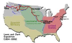 Map Of The Western United States Louisiana Purchase Wikipedia Louisiana Purchase Essay Buying A