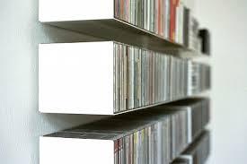 cd storage ideas awesome best 25 cd racks ideas on pinterest shelving dvd storage