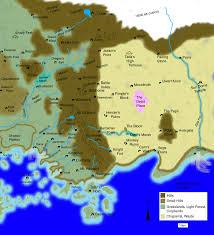Dnd Maps Wesley U0027s Glorantha Site Maps