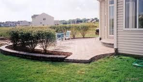 Patio Landscape Design Ideas Stylish Patio Landscaping Ideas Patio Landscaping Designs Wm Homes