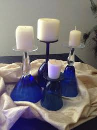 miriam ackerman events simple wine glass centerpiece decor for