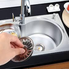 Aliexpresscom  Buy Pcs Kitchen Sink Strainer Stainless Steel - Kitchen sink waste strainer