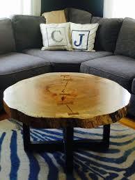best 25 log coffee table ideas on tree stump coffee