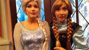 anna u0026 elsa u0027s frozen wedding advice disneyland youtube