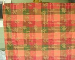 fall tablecloth etsy
