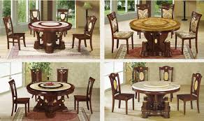 dining table amazing dining table with rotating center 2018