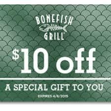 bonefish gift card bonefish grill free 10 gift card free 4 seniors