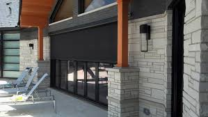 Privacy Screens For Patio by Retractable Screens For Doors Windows Large Openings