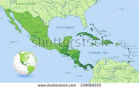 map central mexico mexico map vector free vector stock graphics images