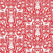 christmas pattern nordic reindeer emilydyerdesign pattern folk