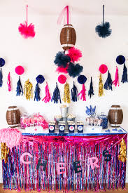 gender reveal party decorations how to throw an amazing football baby gender reveal party