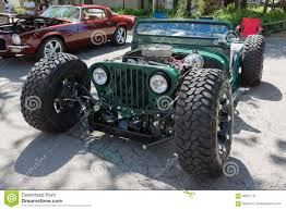 willys jeep offroad willys jeep modified editorial photography image 68251137