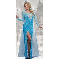 ice queen costume ebay