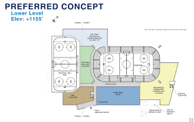 penn state adding hockey building arena arena digest