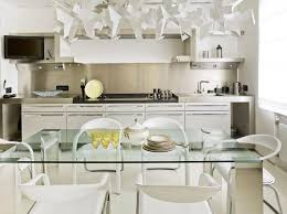 Beautiful Kitchens With Dining Tables - Dining table in kitchen