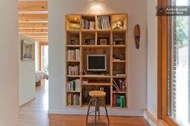 mobilier bureau maison maison du 19ème siècle meuble bureau encastrée dans le mur