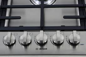 Cooktops Gas 30 Inch Bosch Ngm8055uc 30 Inch Gas Cooktop Review Reviewed Com Ovens