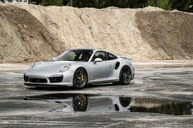 modified porsche 911 turbo silver porsche 911 turbo s adv05s m v2 cs centerlock wheels