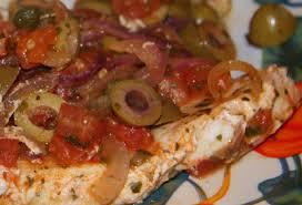 cuisiner espadon espadon gourmand à la sicilienne