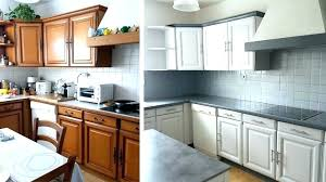 meuble cuisine en chene relooker un meuble en chene repeindre meuble cuisine chene meuble de