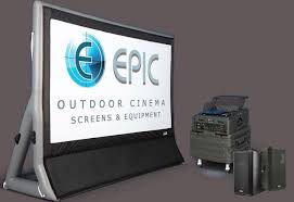 epic outdoor cinema