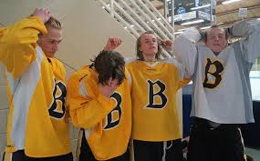 boys hockey haircuts minnesota and mullets the grand tradition of hockey hair