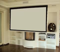 Media Room Tv Vs Projector - 5 steps to build your first home theater system apartment therapy