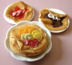 cuisiner des crepes crêpes garnies de fruits cuisiner c est facile