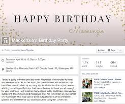 birthday invitations cloveranddot