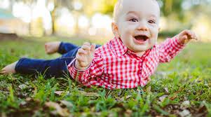 Hit The Floor Parents Guide - monthly baby milestones chart