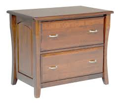 File Cabinets Glamorous Wood Lateral File Cabinet 2 Drawer Wood