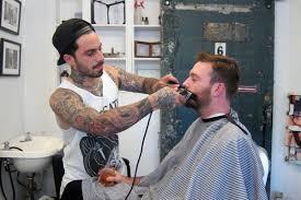 Blind Barber La More Than Just A Barber Shop Blind Barber Vanity Fair