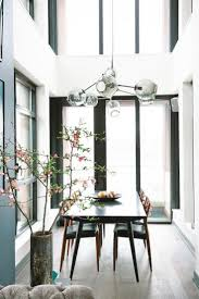small space family dining furniture durable narrow dining table