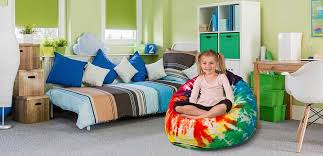 Tie Dye Bean Bag Chair The Bean Bag Chair Outlet