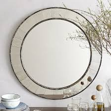 Circle Wall Mirrors Round Wall Mirror West Elm