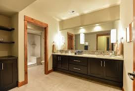 Bathroom  Tharp Cabinet Company - Designed bathroom