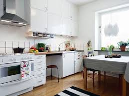 small space design for kitchen and living room image of attractive