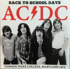 school photo album ac dc back to school days cd album at discogs