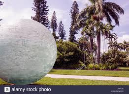 Miami Beach Botanical Garden by Miami Beach Miami Florida Beach Botanical Garden Sculpture Glass